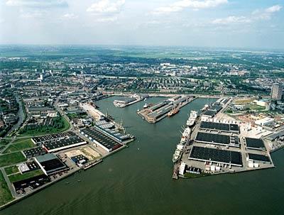 Cang Rotterdam