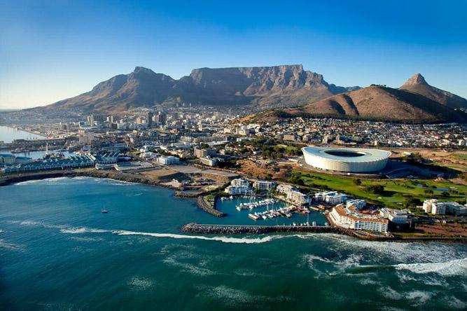 Cape Town - Nam Phi