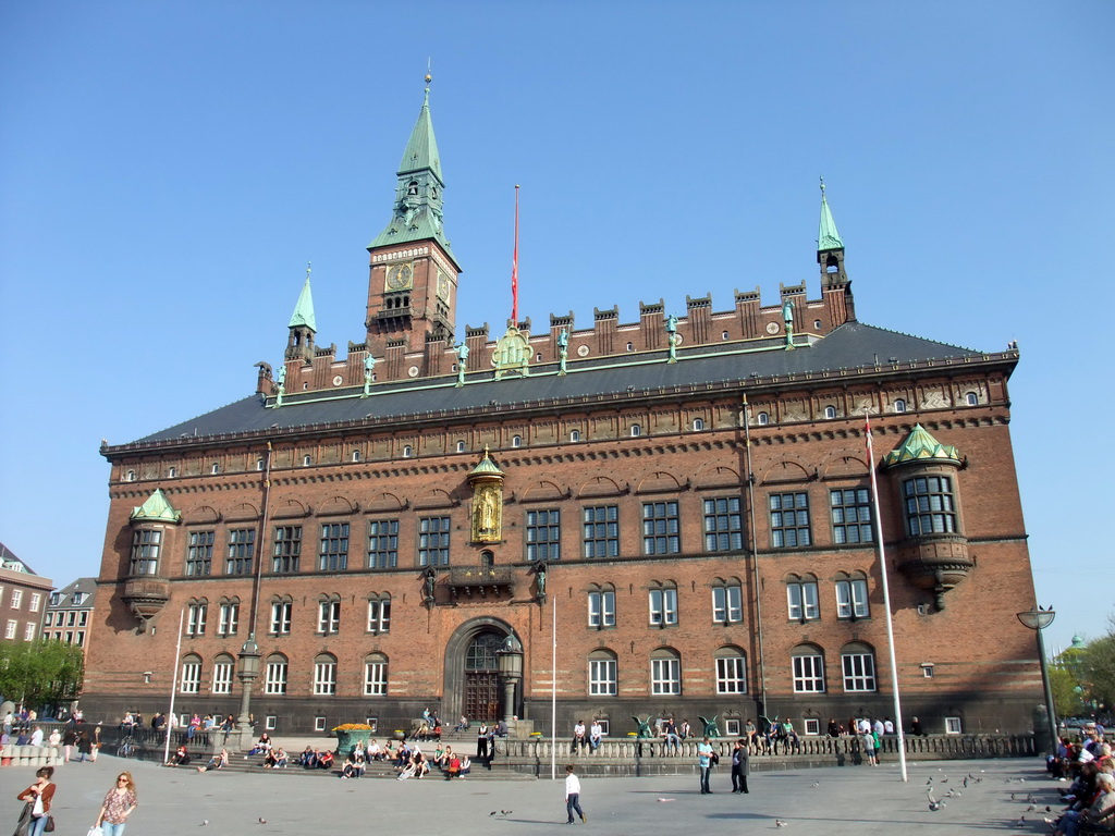 City Hall Copenhagen