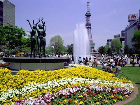 Công viên Odori