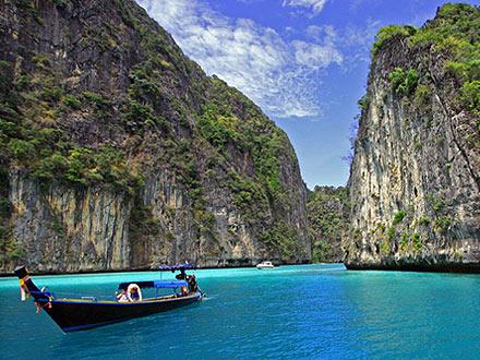 Dao Phi Phi, Thai Lan