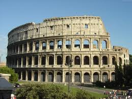 Dau truong La Ma the Colosseum