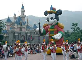 Du lich My, Disneyland