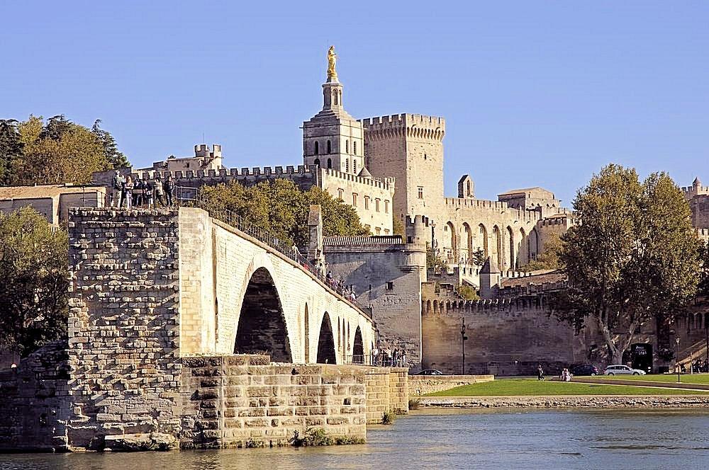 Du lịch Avignon
