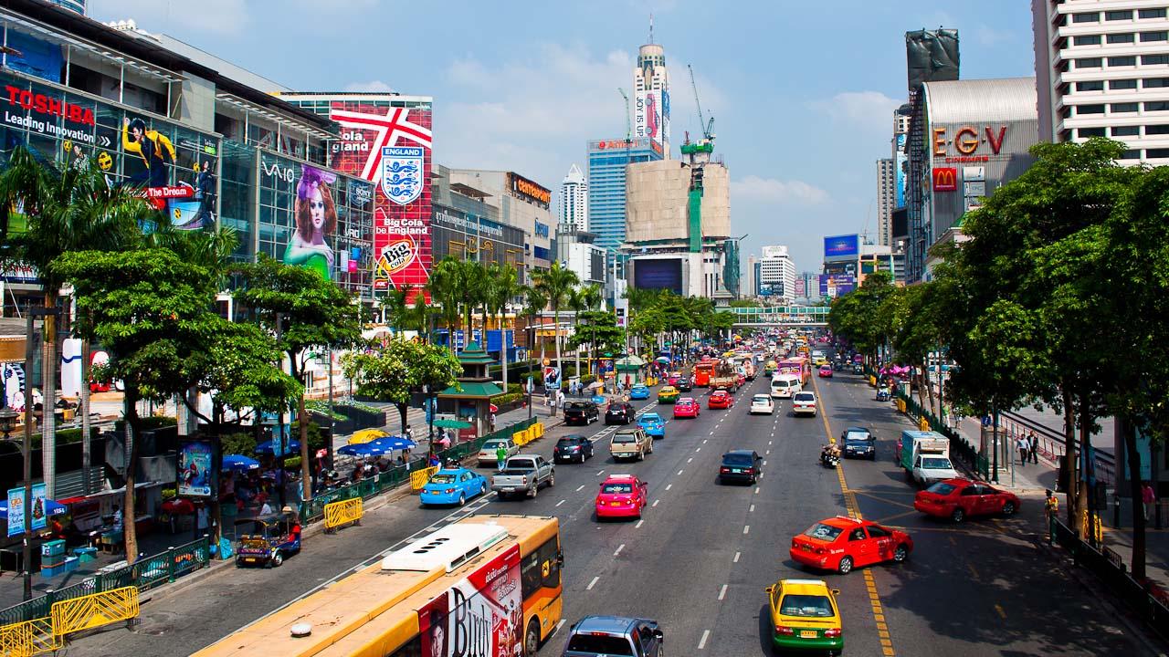 Du lich Bangkok Thai Lan