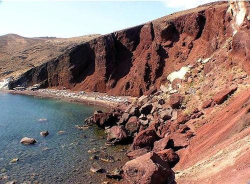 Du lich Santorini