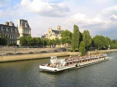 Du thuyen song Seine