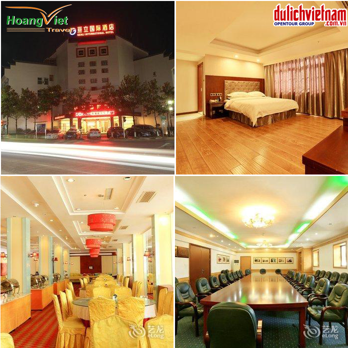 Gen Li International Hotel-tour trung quốc