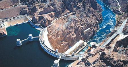Kết quả hình ảnh cho Đập Hoover