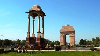 Thăm India Gate