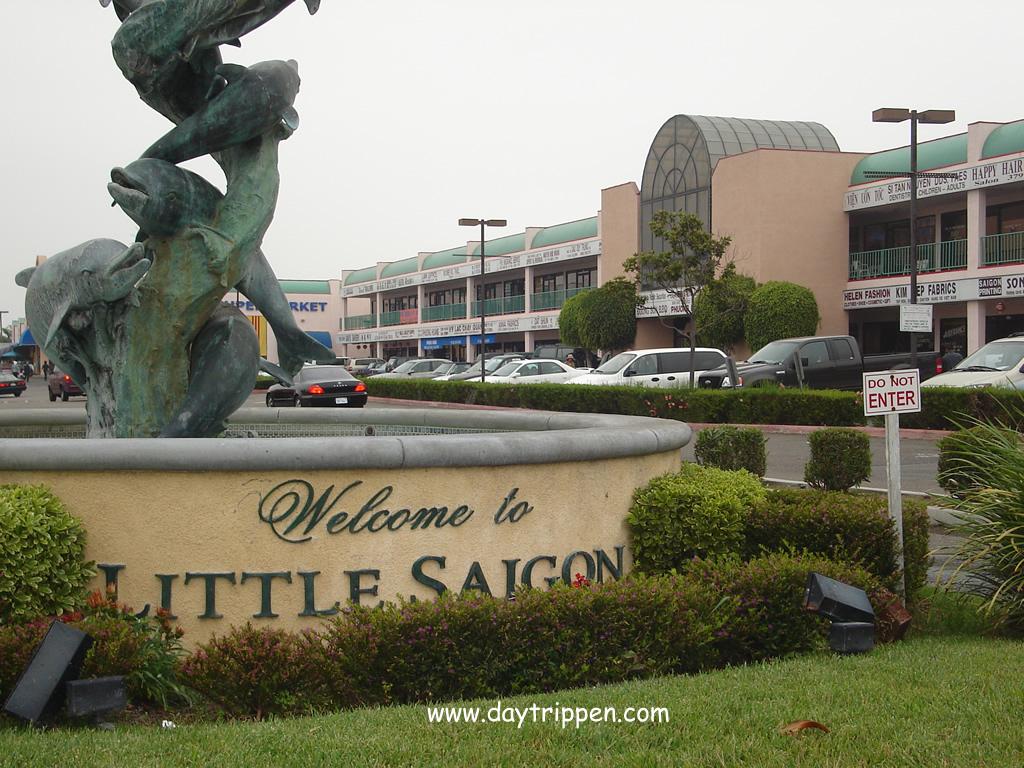 Little Saigon, Mỹ