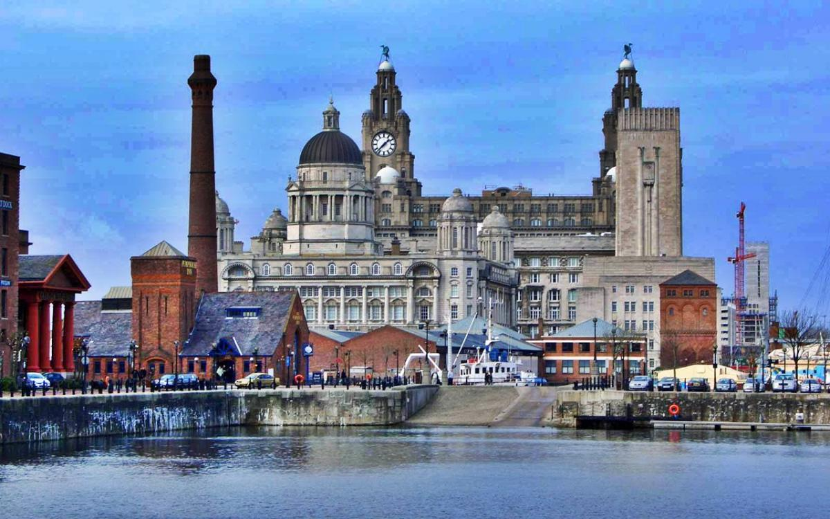 Liverpool, du lich Anh Quoc