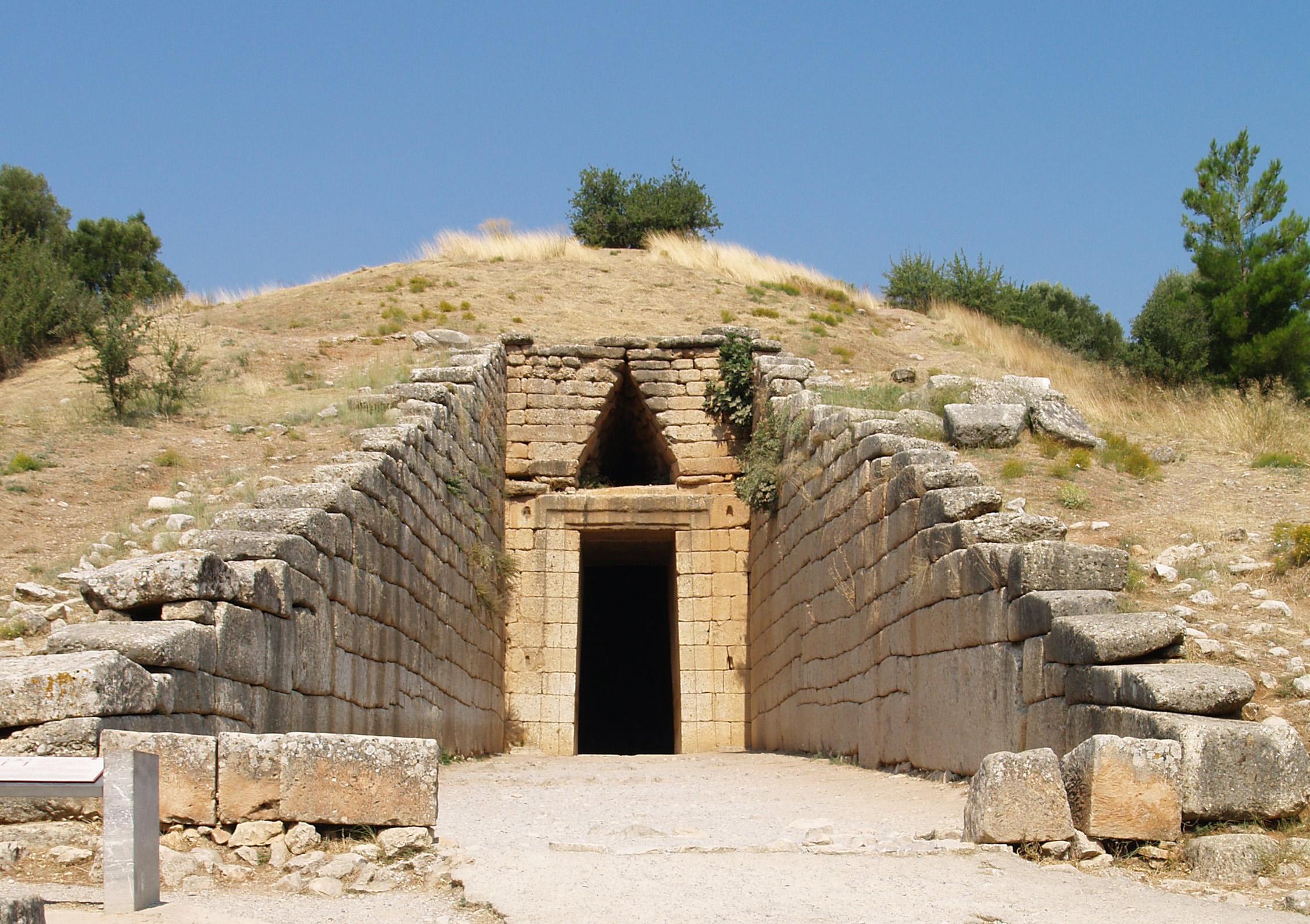 Mycenae - trung tâm của nền văn minh Hy Lạp