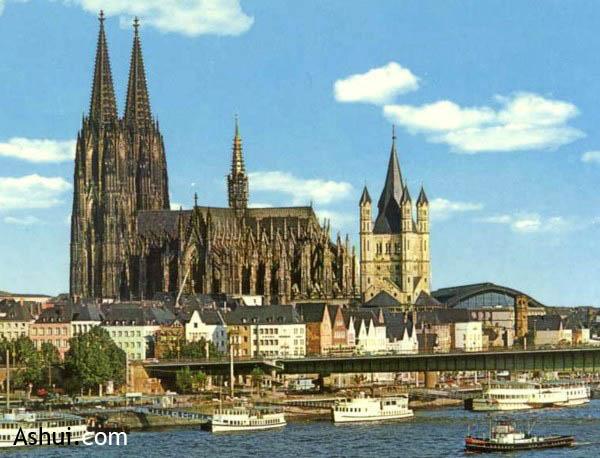 Nha-tho-Cologne