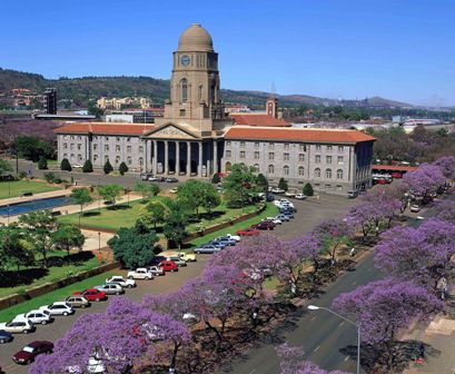 Pretoria thu do cong hoa nam phi