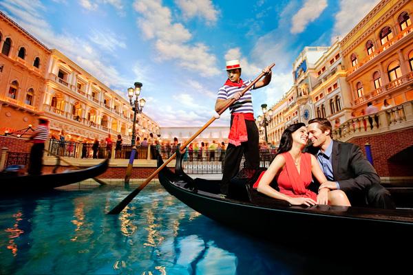 Thành phố nổi Venice