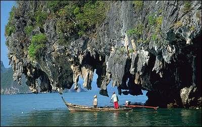 Vinh Phangnga, Thai Lan