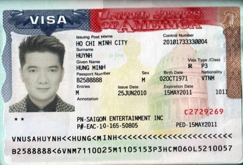Visa đi Mỹ-Kinh nghiệm xin visa