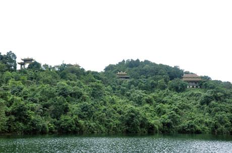Vườn Trúc Lâm Tịnh Xá