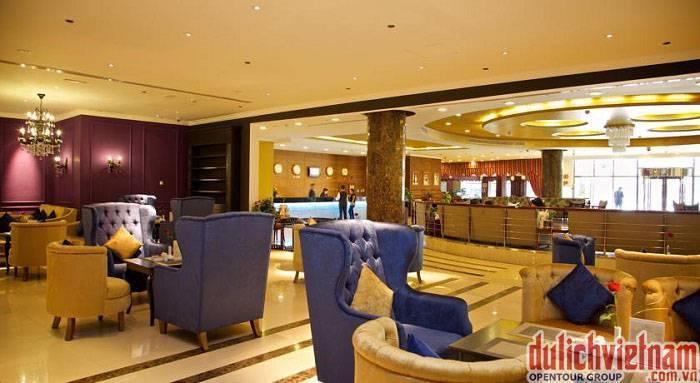 Khu vực Lounge của khách sạn