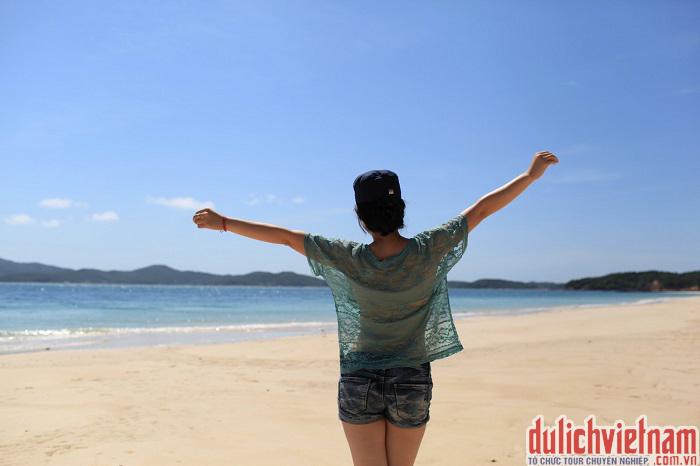 Biển Cô tô thiên đường nghỉ dưỡng