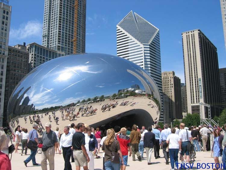 Chicago, Mỹ