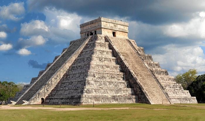 Kim tự tháp Maya