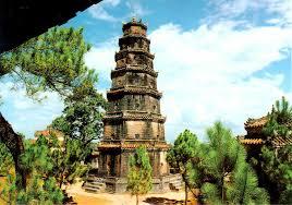 Du lịch chùa Thiên Mụ Huế