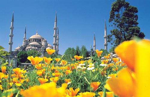 Đất nước Thổ Nhĩ Kỳ xinh đẹp