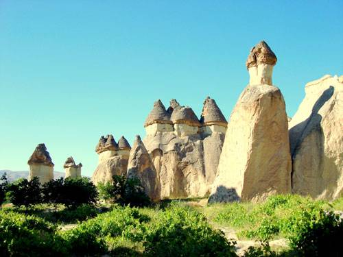 Cappadocia thổ nhĩ kỳ