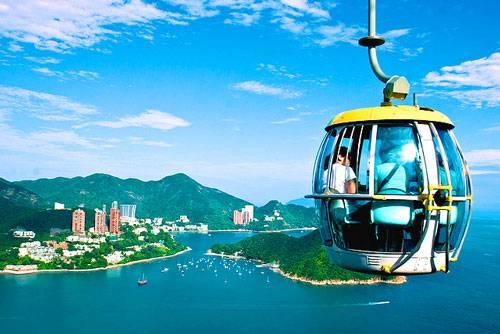 Vịnh Nước Cạn - HongKong