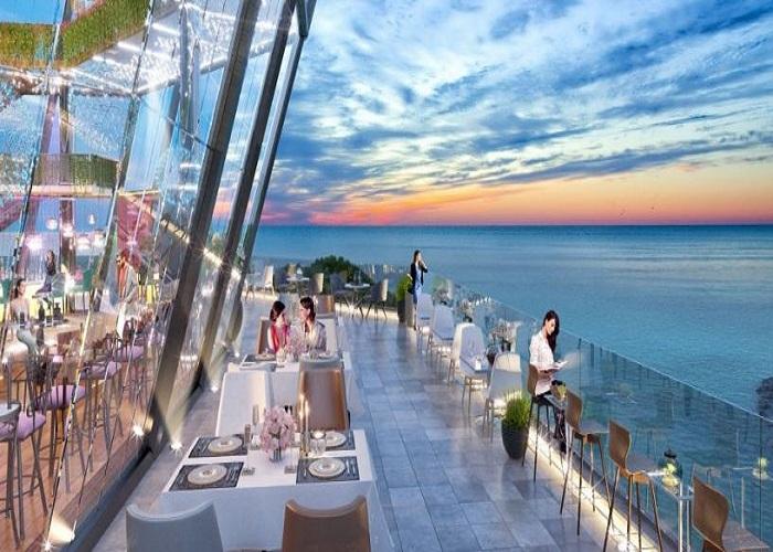 Cát Bà Resort 5 Sao hiện đại