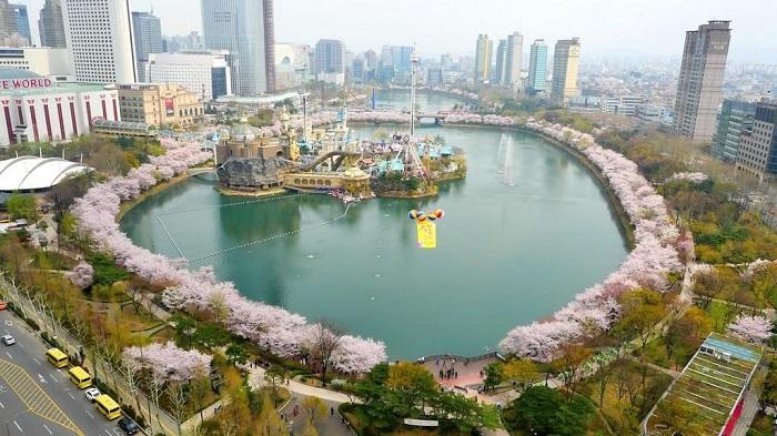 Kết quả hình ảnh cho Hồ Seokchon :