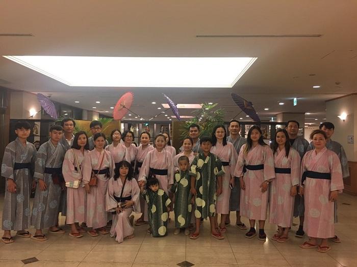 Đoàn khách du lịch Nhật Bản3
