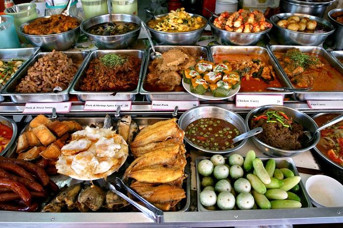Đường Soi Rambuttri Khao San Thái Lan