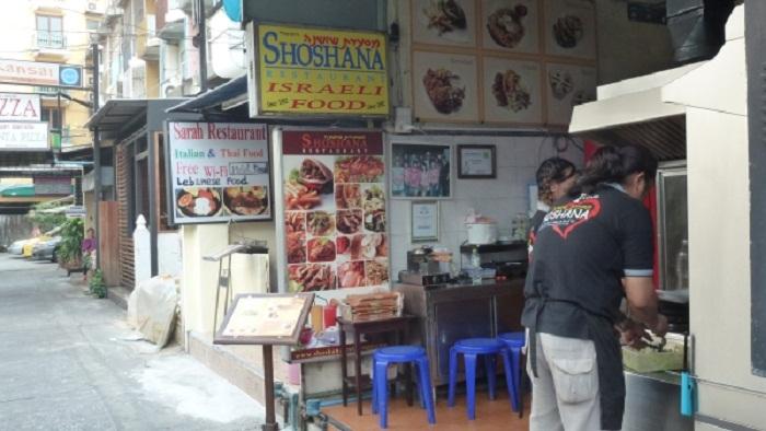 Shoshana Khao San Thái Lan