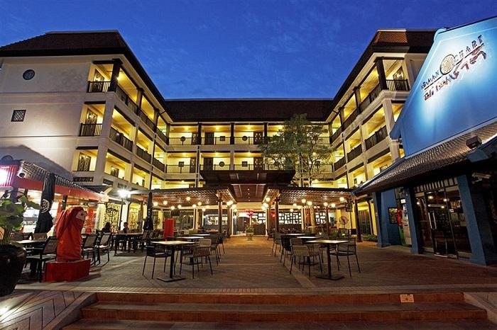 Khách sạn Baan Chart Khao San Thái Lan