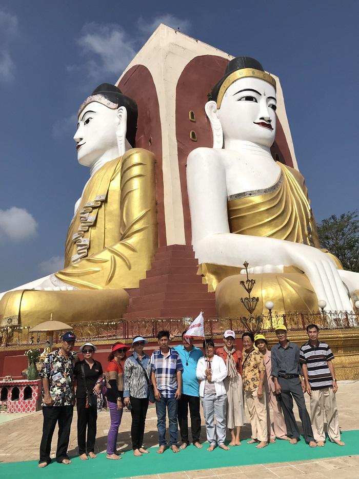 Myanmar - Xứ Sở Phật Giáo linh thiêng