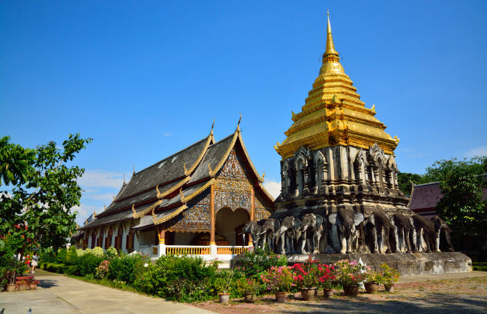 Bí Ẩn Ngôi Chùa Cổ Nhất Chiang Mai - Chiang Man