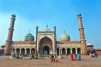 Đền thờ Jama Masjid