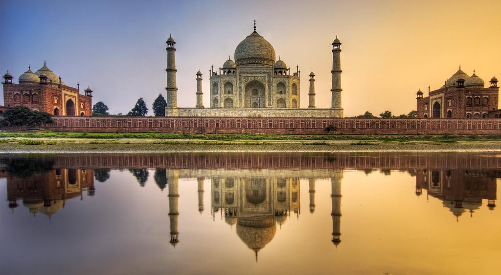 Kiến Trúc Độc Đặc Trưng Ấn Độ