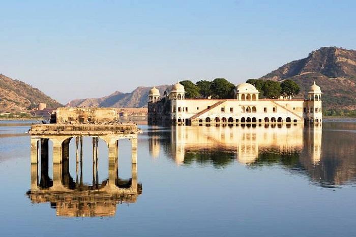 Image result for Cung điện Jal Mahal
