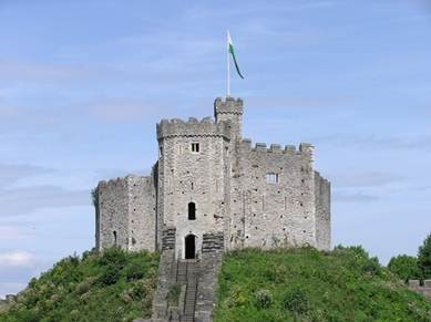 Lâu đài Cardiff