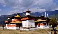 Đền Kichu Lhakhang