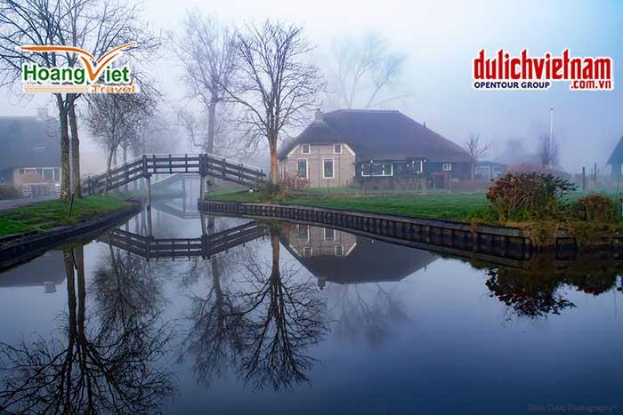 Làng cổ Giethoorn