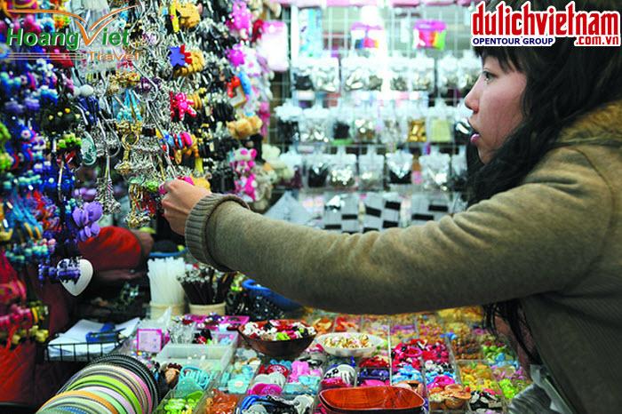 Chợ đêm Dongdaemun