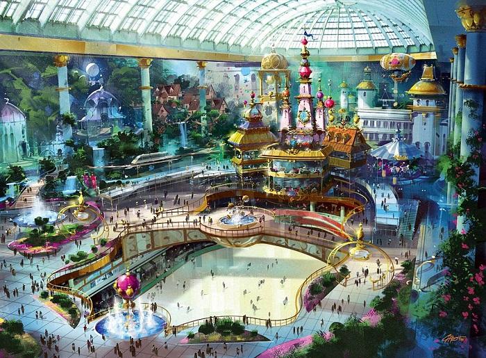 Công viên giải trí Lotte World