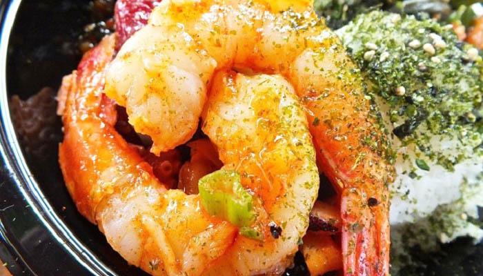 Món tôm Jumbo được yêu thích tại Hàn Quốc vào mùa thu