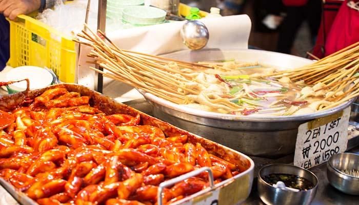 Ăn gì khi đi Seoul mùa thu ?