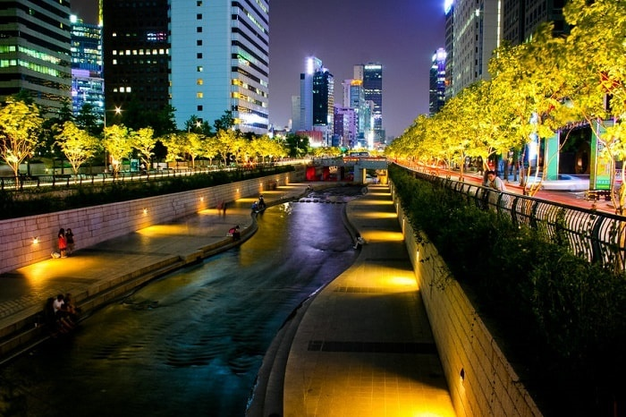 suối-cheonggye